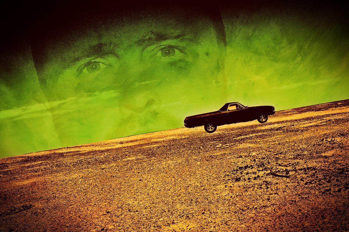 Картинки по запросу el camino a breaking bad movie