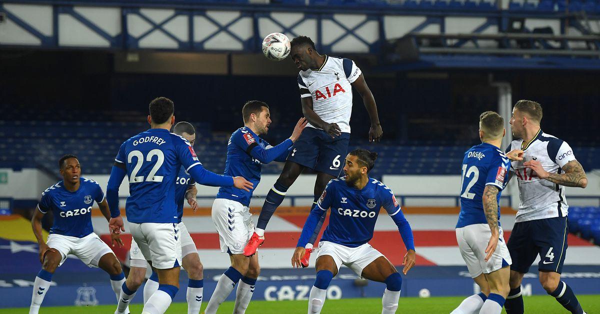 Everton vs. Tottenham Hotspur: match thread & how to watch