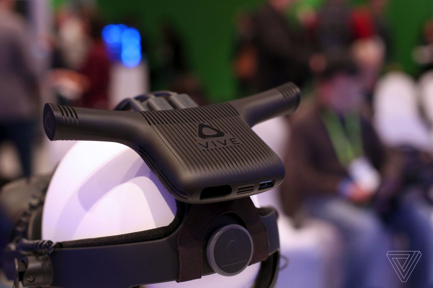 How the HTC Vive Pro complicates Oculus' vision for