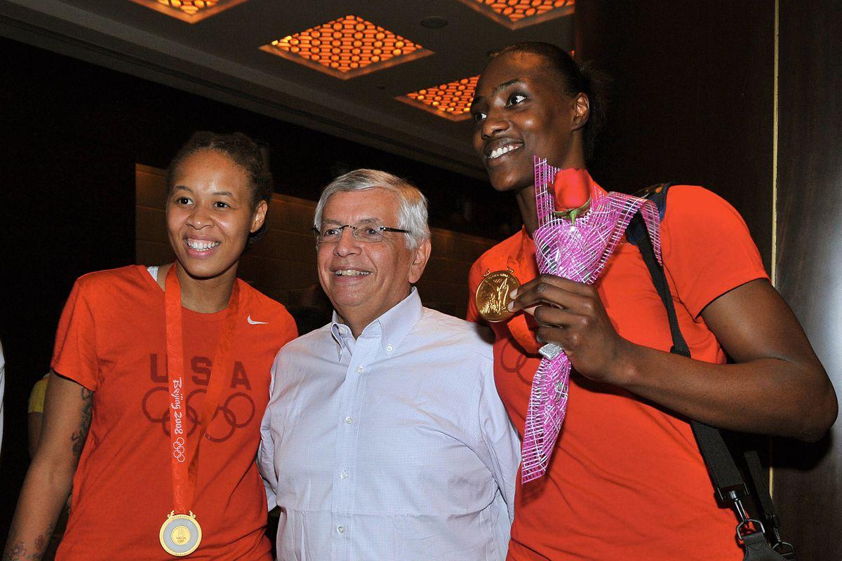 Olympics Day 15 - Basketball