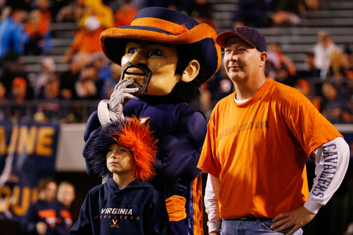 NCAA Football: Boise State at Virginia