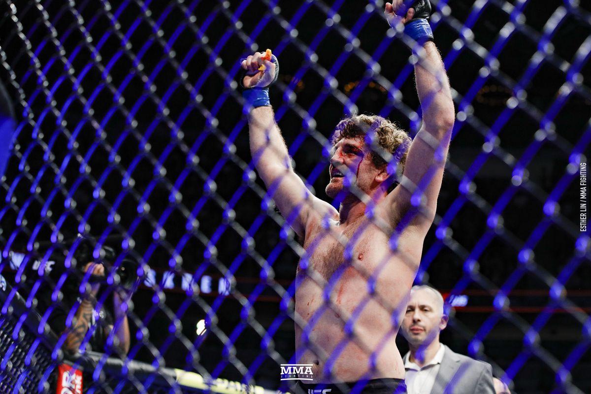 Ben Askren on 'simple' fight against Jorge Masvidal, blasts
