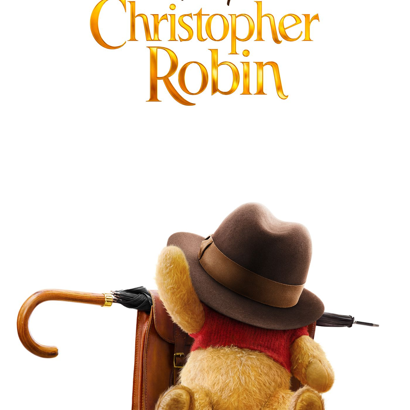 Watch The First Teaser For Disney S Live Action Winnie The Pooh