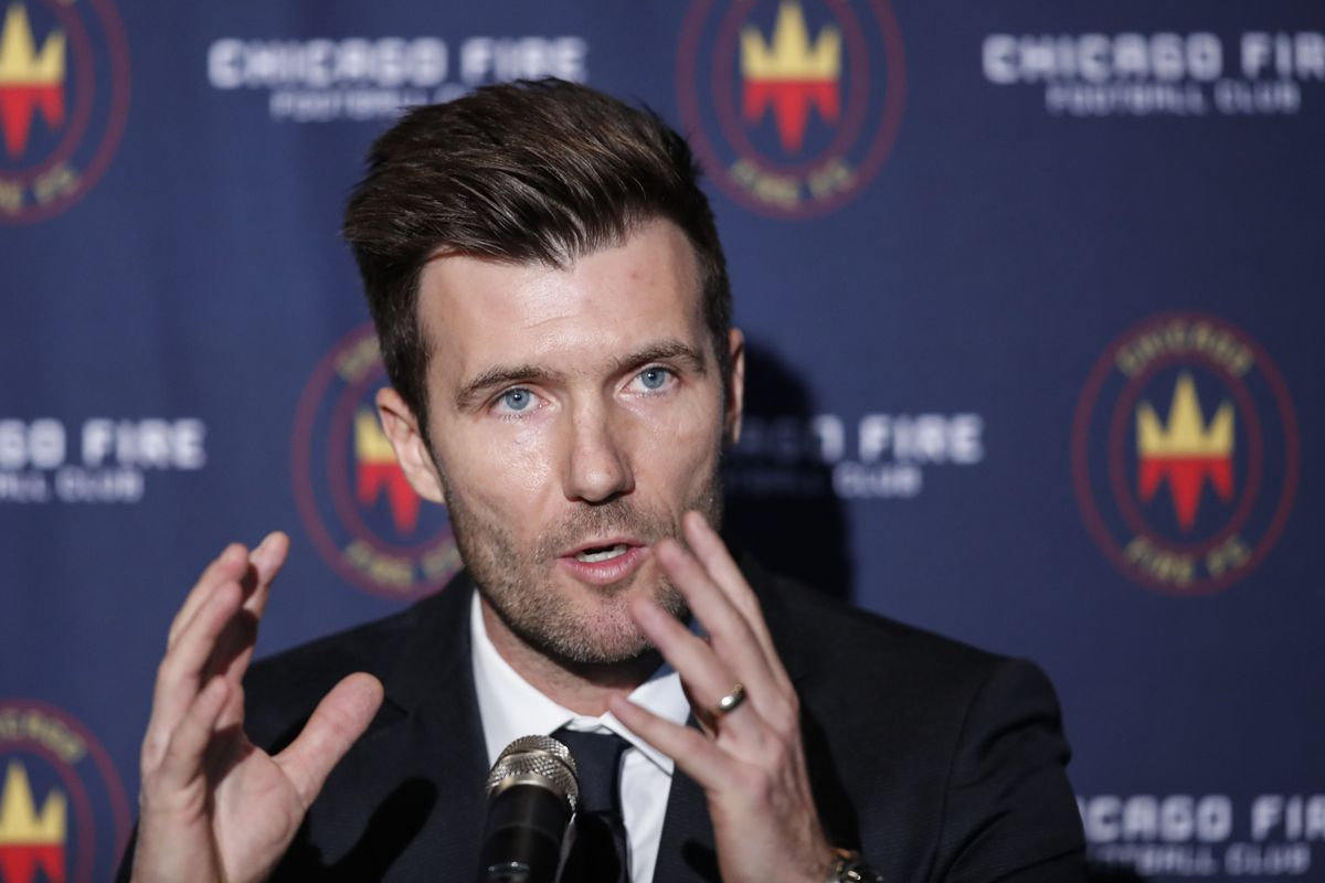 MLS: Chicago Fire FC-Head Coach Raphael Wicky Press Conference