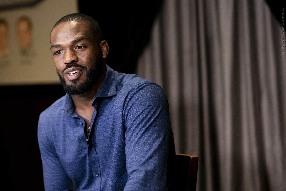 Jon jones reaches agreement with nevada athletic commission esther lin mma fighting platinumwayz