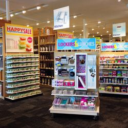 The store features 10,000 multifunctional products, ranging from dorm essentials to home renovation necessities.