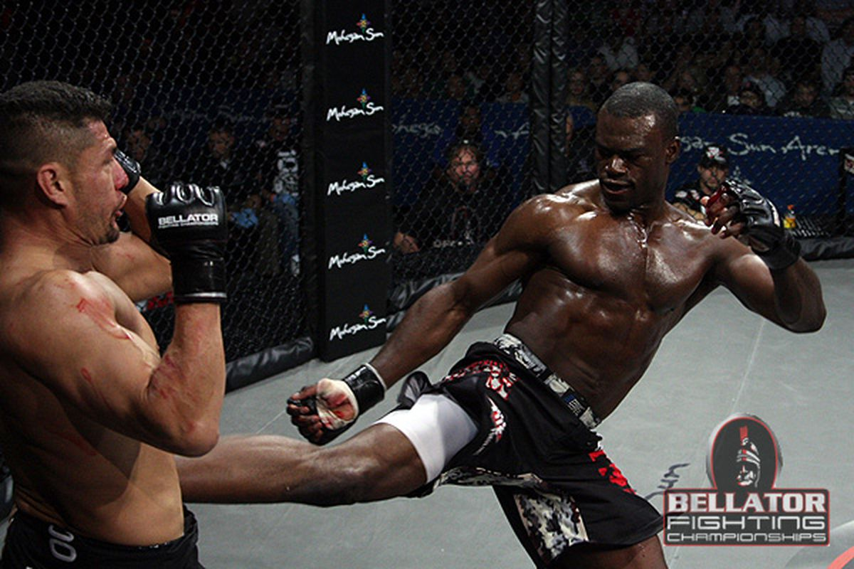 World MMA Middleweight Scouting Report: #8 - Uriah Hall