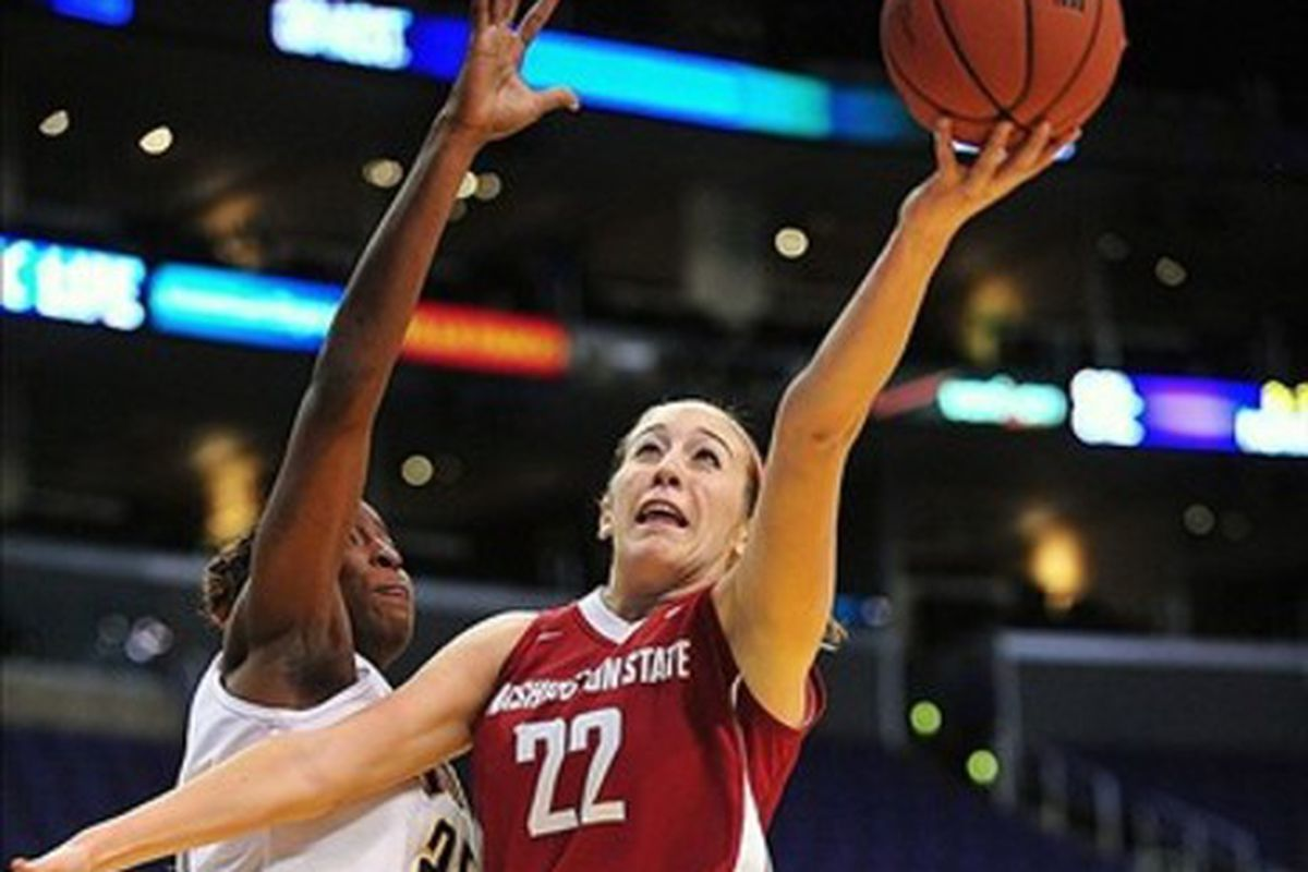 Sage Romberg doesn't want to end her senior season yet.