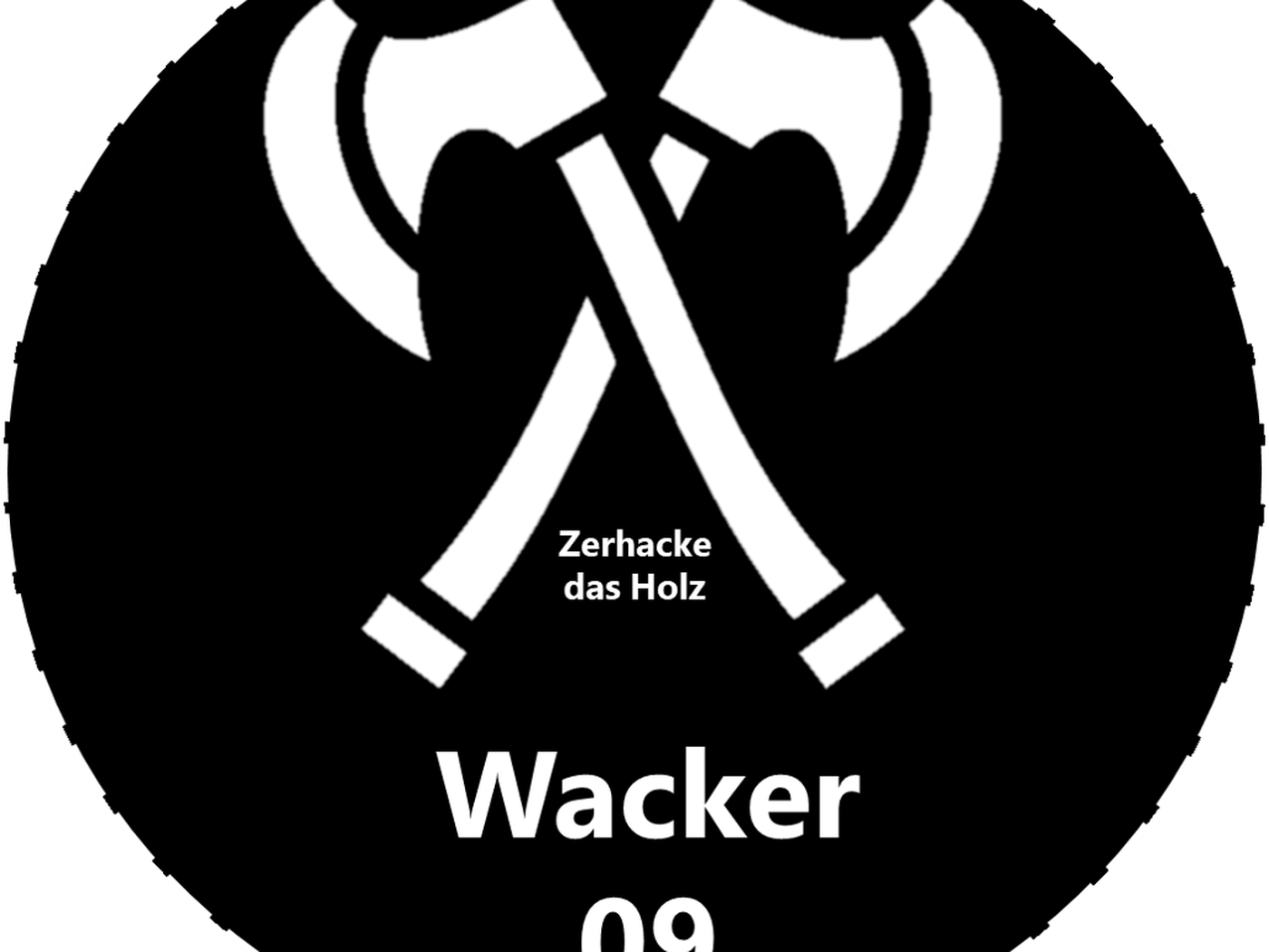 Zerhacke das Holz: The Black Forest's Wacker 09 - Bavarian Football Works