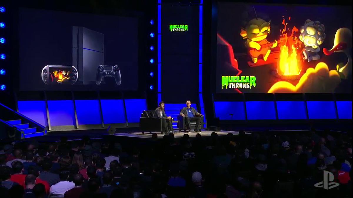 PlayStation Experience Vita indies