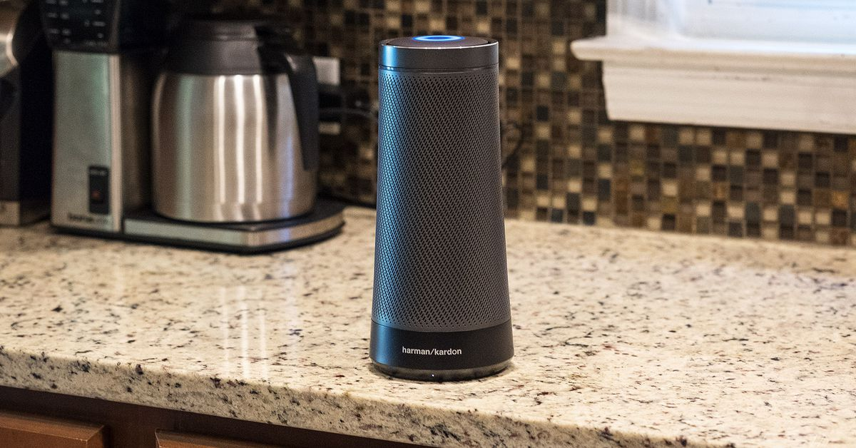 The first and only Cortana speaker removes Microsoft's digital assistant – The Verge