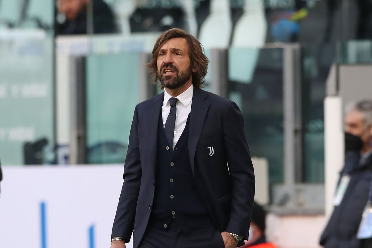 Pirlo: Juventus need a completely different attitude - Black & White & Read  All Over