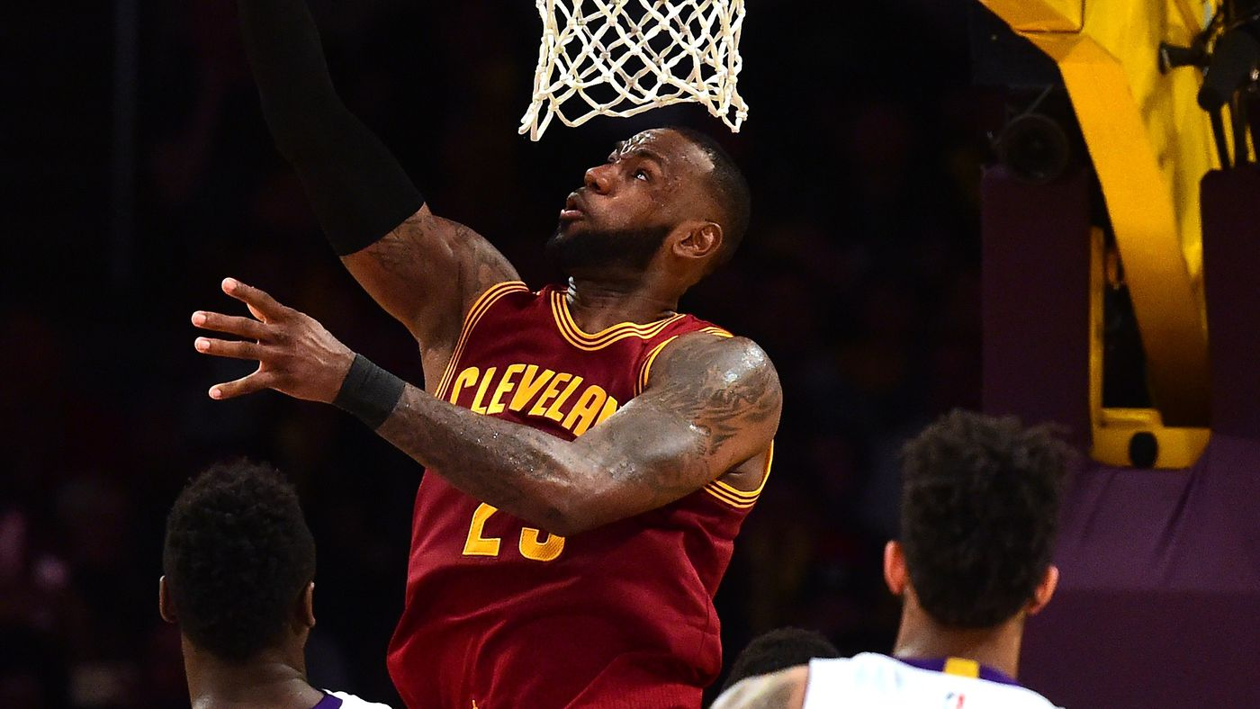 7ff548af2 NBA Free Agent Rumors  Lakers  leading contenders  for LeBron James -  Silver Screen and Roll