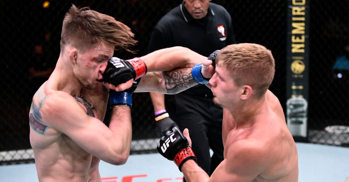 Austin Hubbard out to prove making Max Rohskopf quit on the stool was no fluke