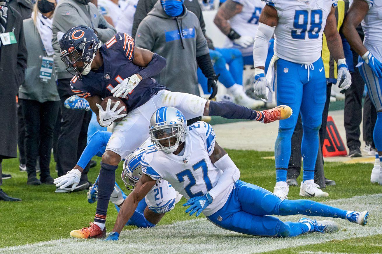 NFL: DEC 06 Lions at Bears