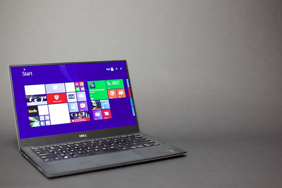 Dude The Dell Xps 13 Is A Pretty Sweet Macbook Air Competitor Recode