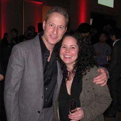 Rob Katz and Stephanie Izard