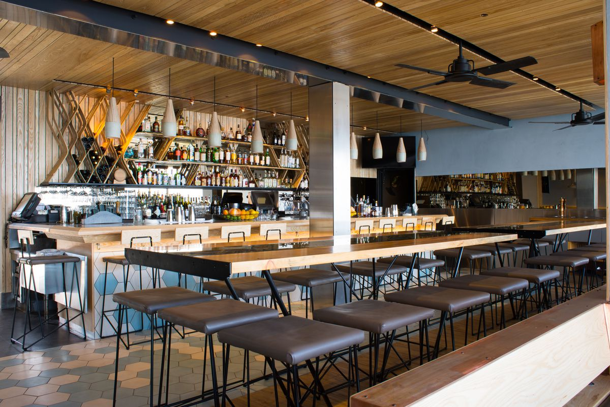 George's at the Cove Reveals New Cocktail-Focused Gastrobar