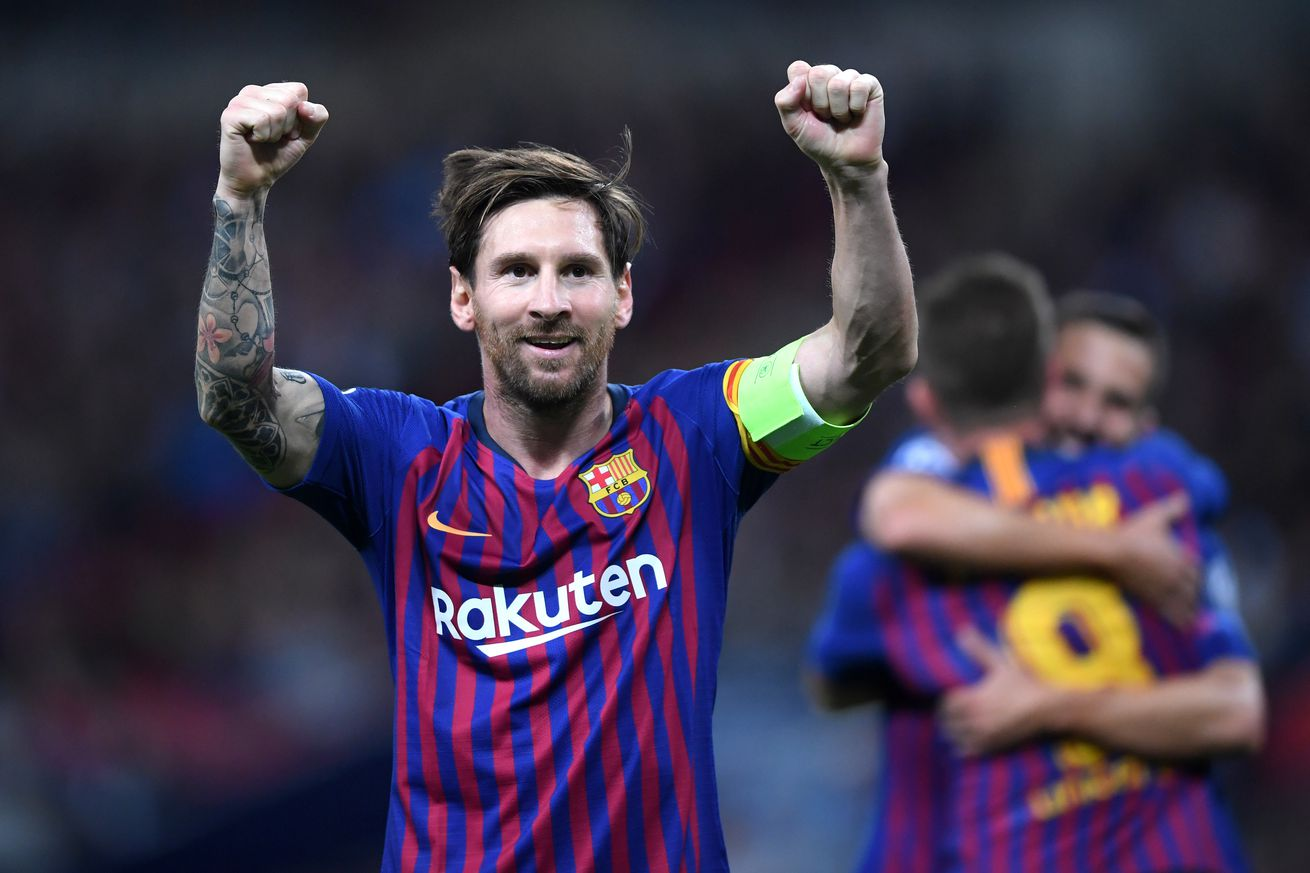 Messi tops highest-paid player list, Suarez & Coutinho in top 10