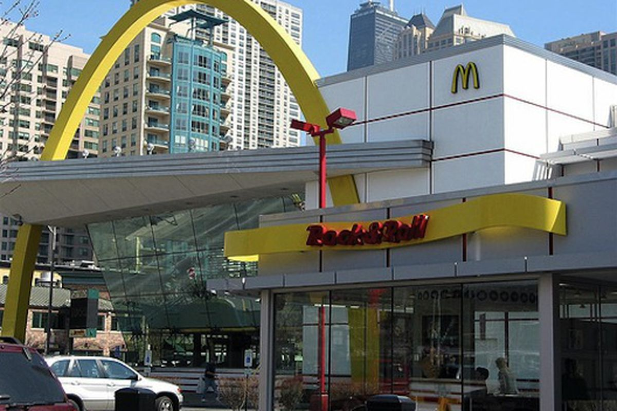Rock and Roll McDonalds