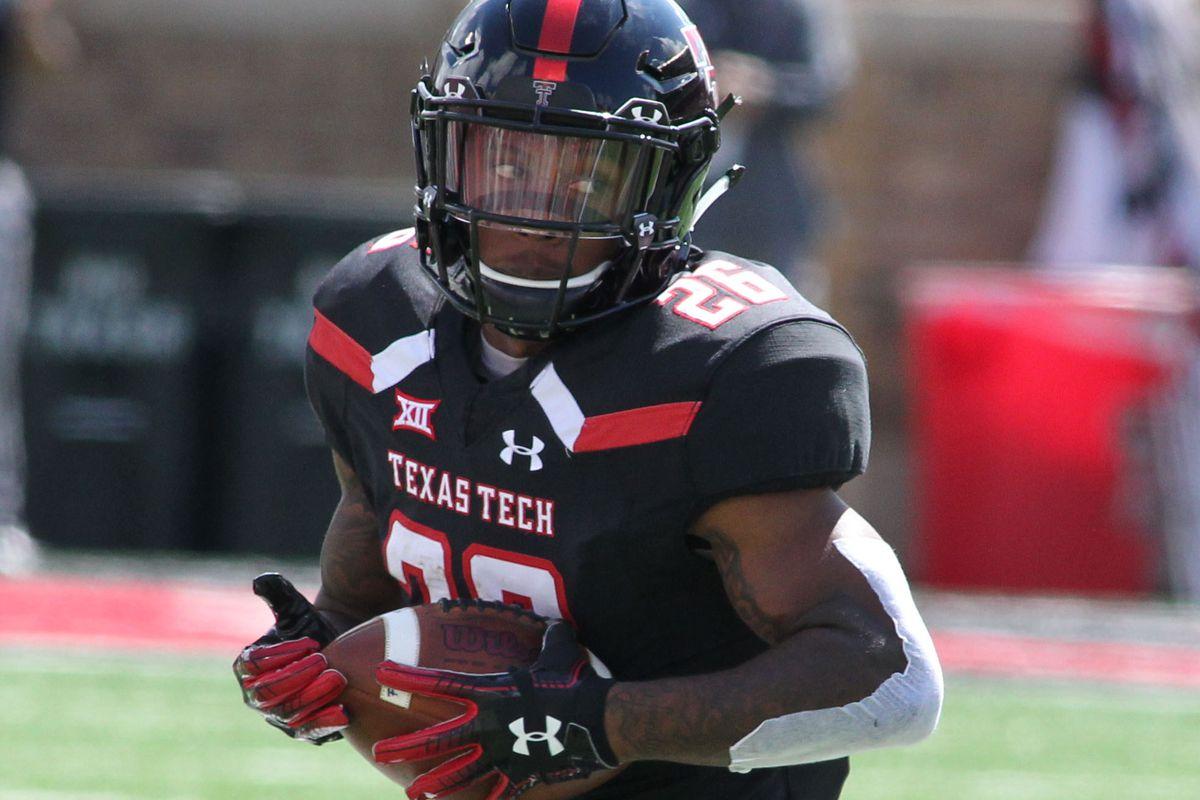 NCAA Football: Lamar at Texas Tech