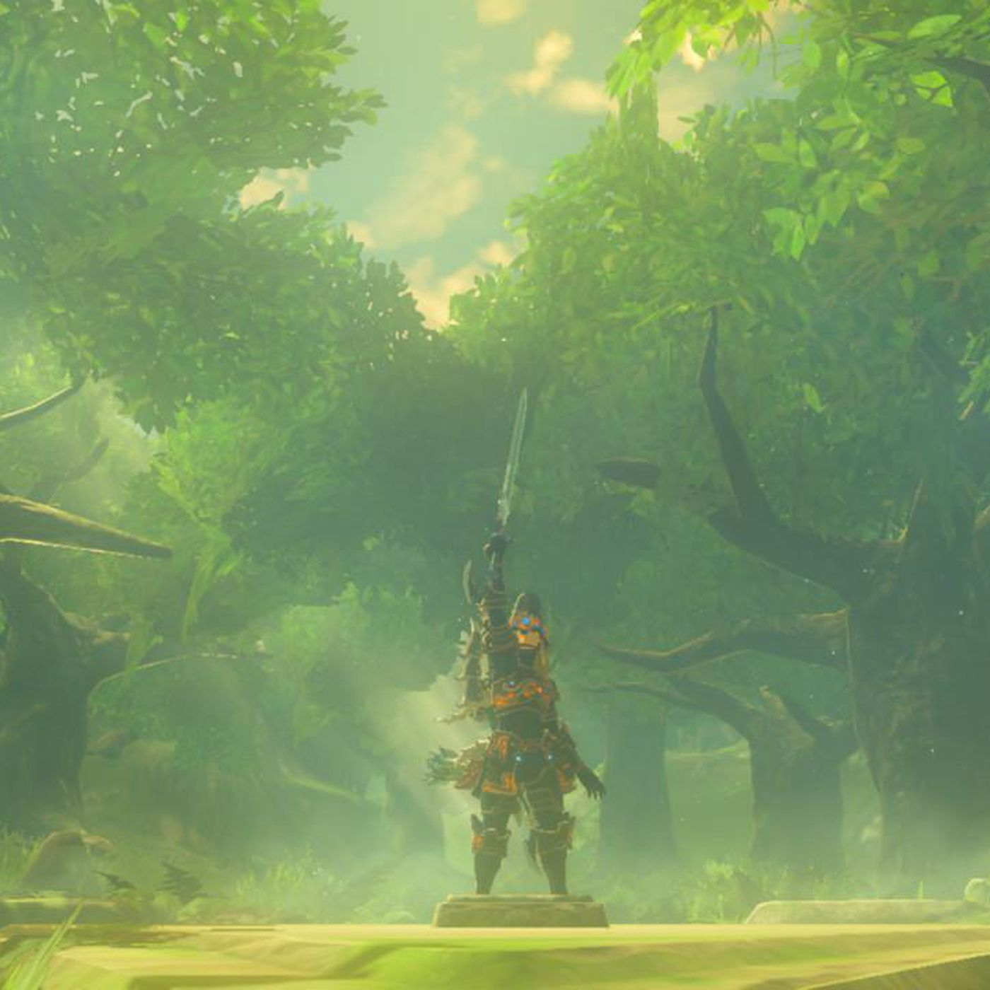 Zelda: Breath of the Wild's early game is easy to grind for
