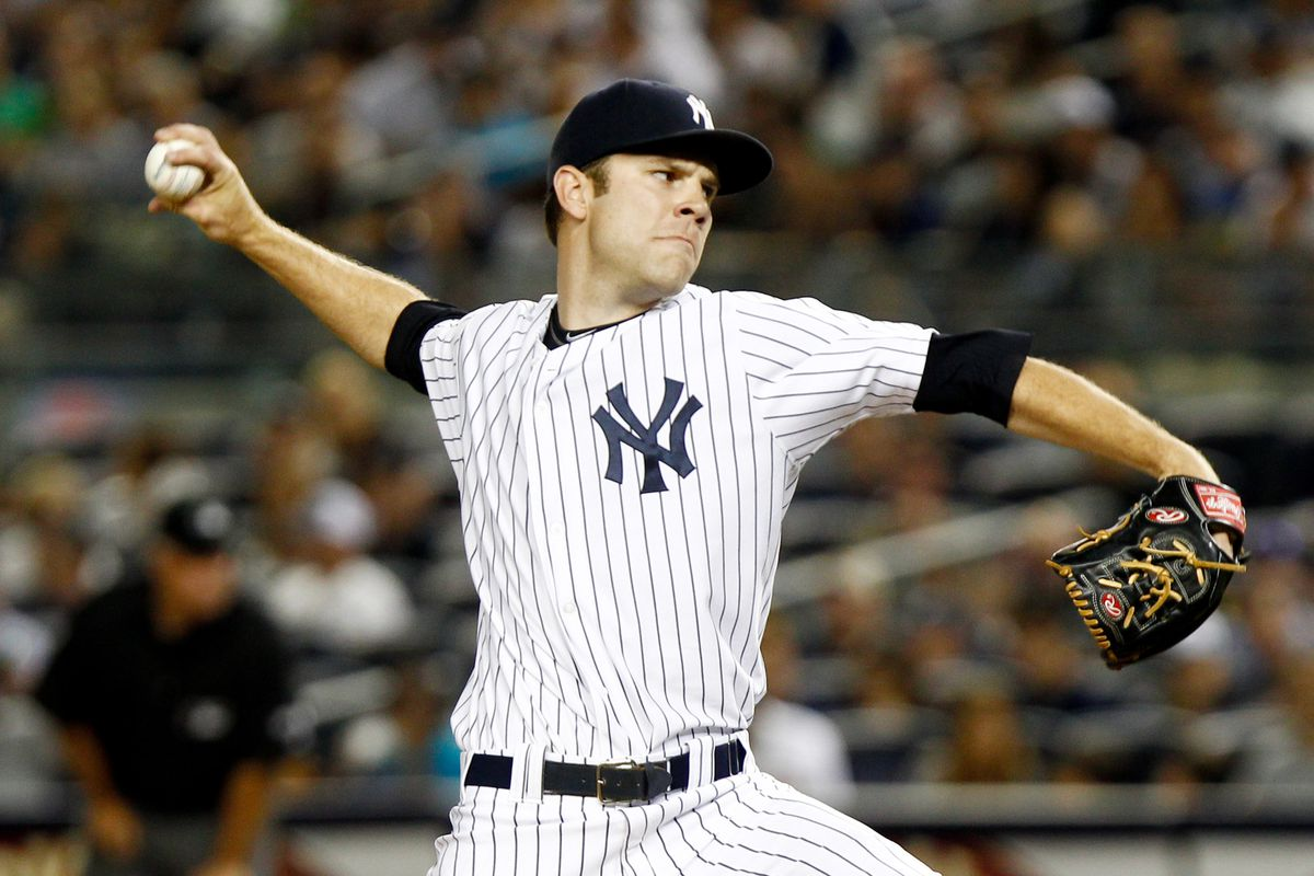 Rookie David Phelps gets the start Monday for the New York Yankees. Debby Wong-US PRESSWIRE