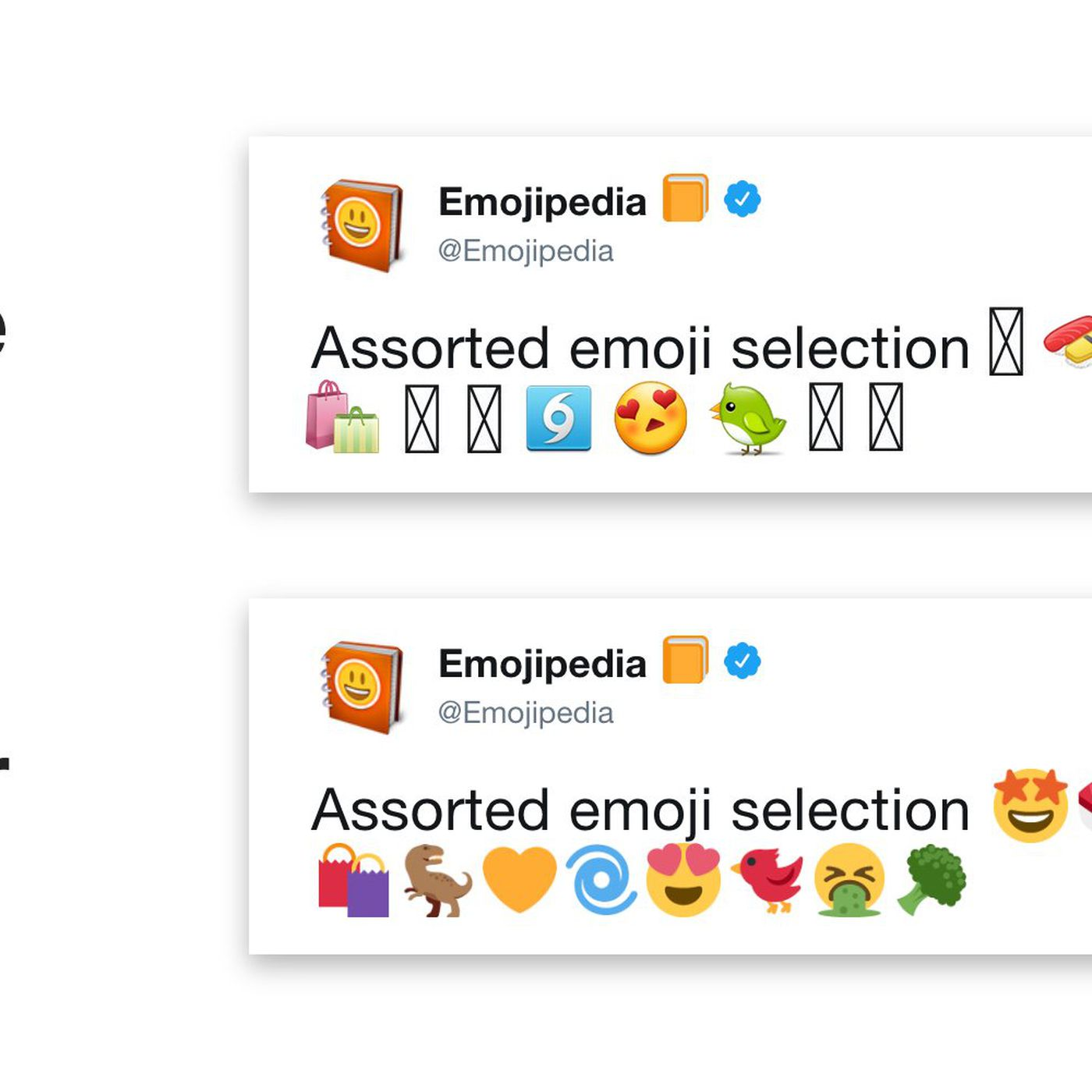 Twitter for Android is getting its own emoji because of
