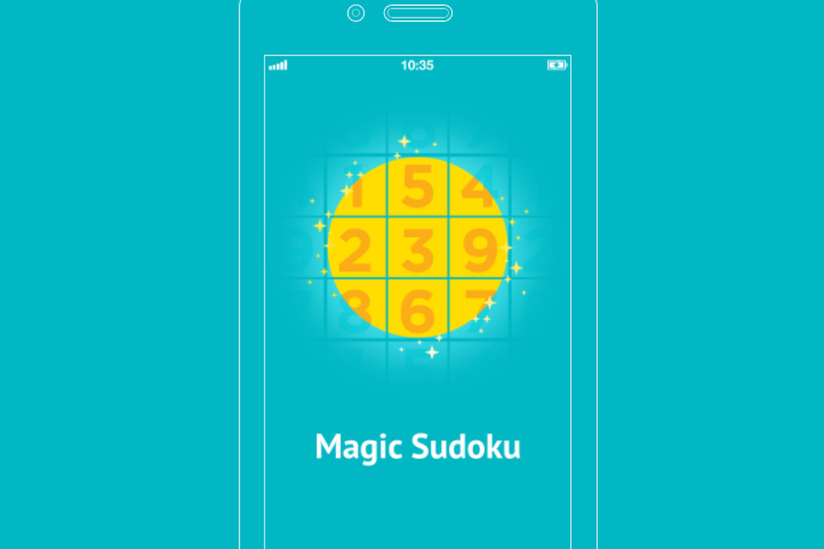 this ar app solves sudoku puzzles using your iphone s camera the verge