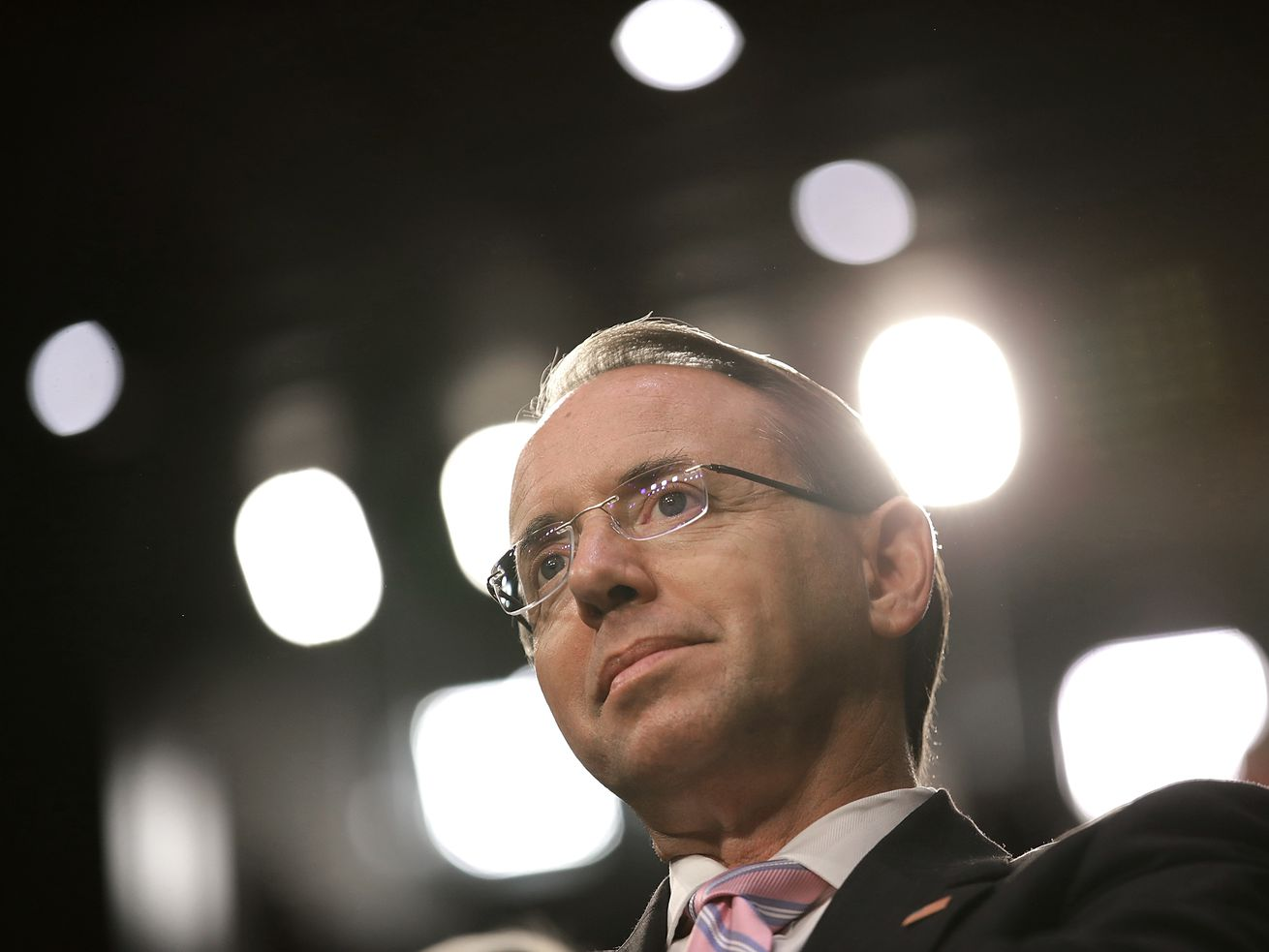 Deputy Attorney General Rod Rosenstein's ouster may be imminent after a September 21, 2018 New York Times report.