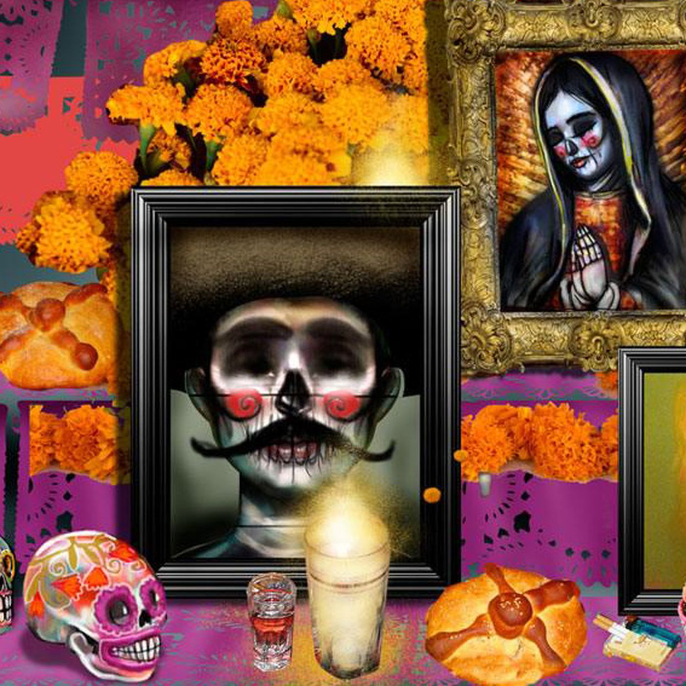 A visual guide to the Day of the Dead - Vox
