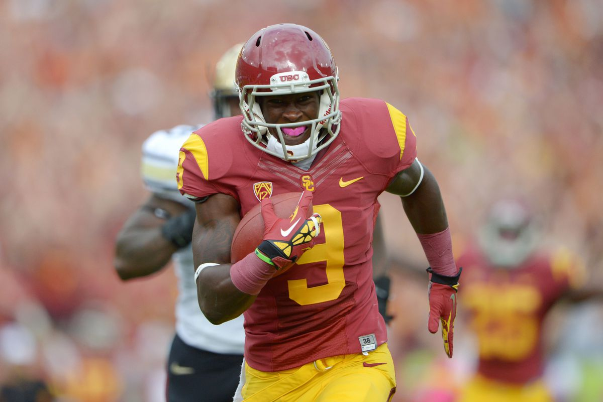 Marqise Lee is the best receiver in the Pac-12 and it's not even close.