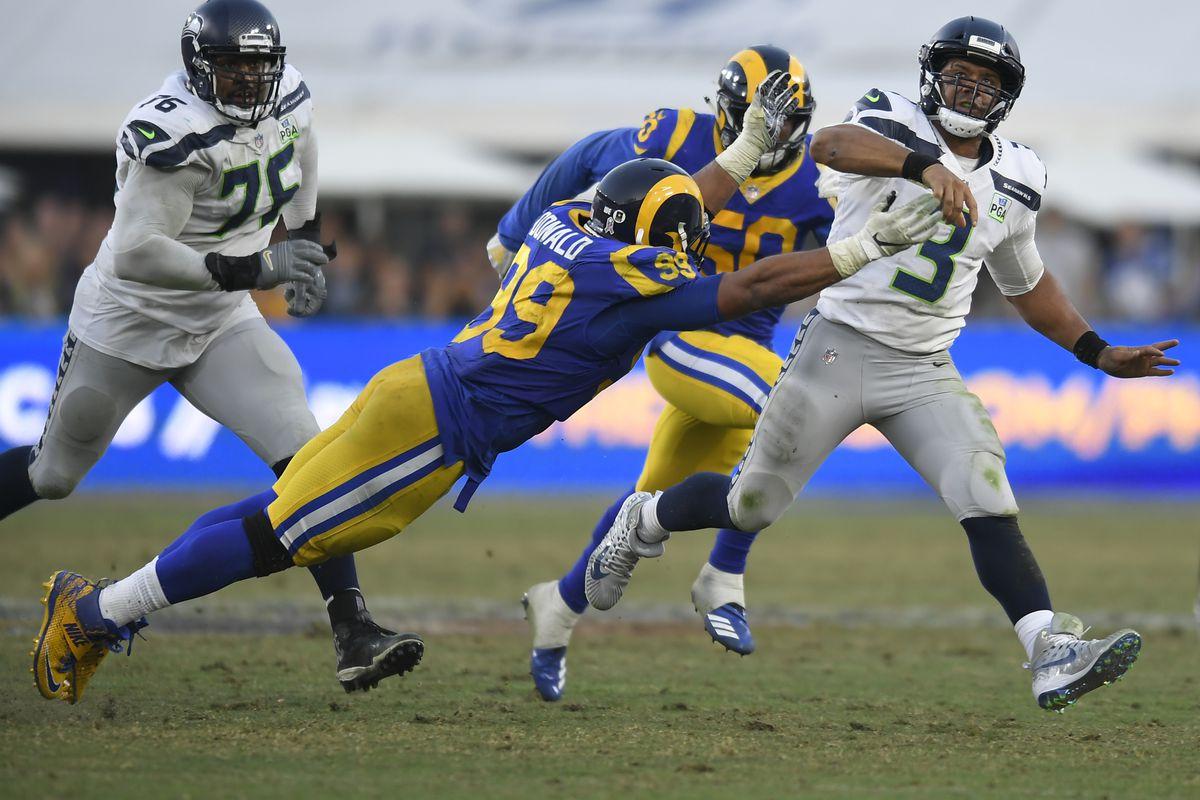 Thursday Night Football Open Thread Rams At Seahawks