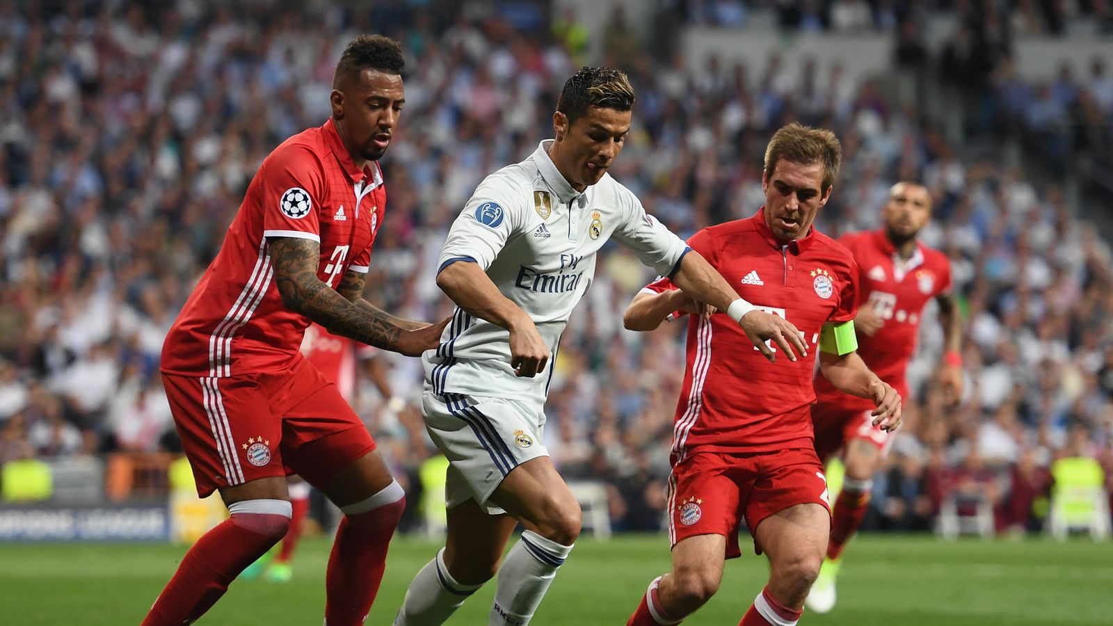 bayern vs real madrid - HD 1600×900
