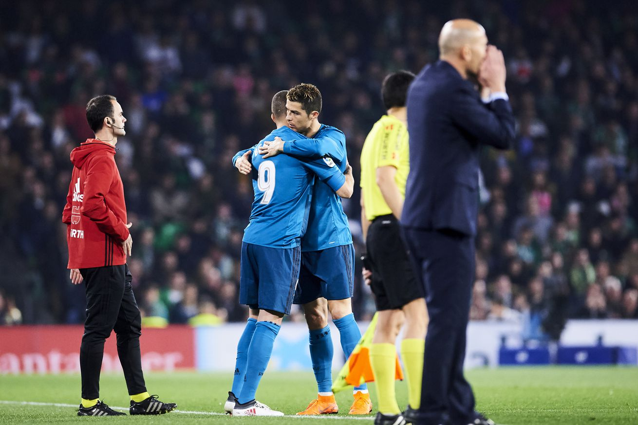 Tactical Review: Real Betis 3 - 5 Real Madrid, 2018 La Liga