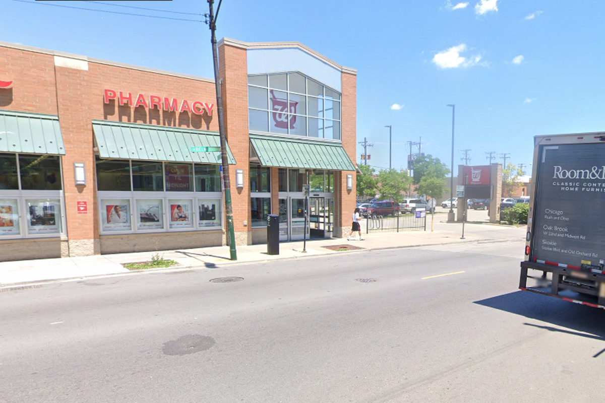 A male employee was stabbed attempting to stop a pair of shoplifters Jan. 27, 2020 in Avondale on the Northwest Side.