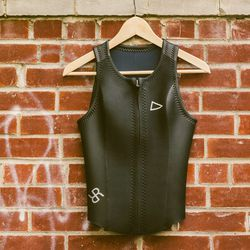 Rash 2mm RASH wetsuit vest, $195