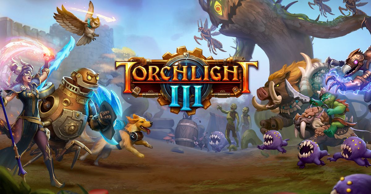 New Torchlight game ditches free-to-play model, renamed Torchlight 3