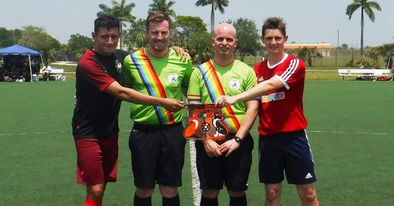 soccer gays International