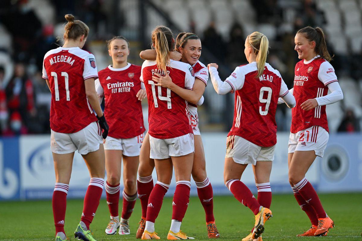 Arsenal Women v Birmingham City Women - Barclays FA Women's Super League