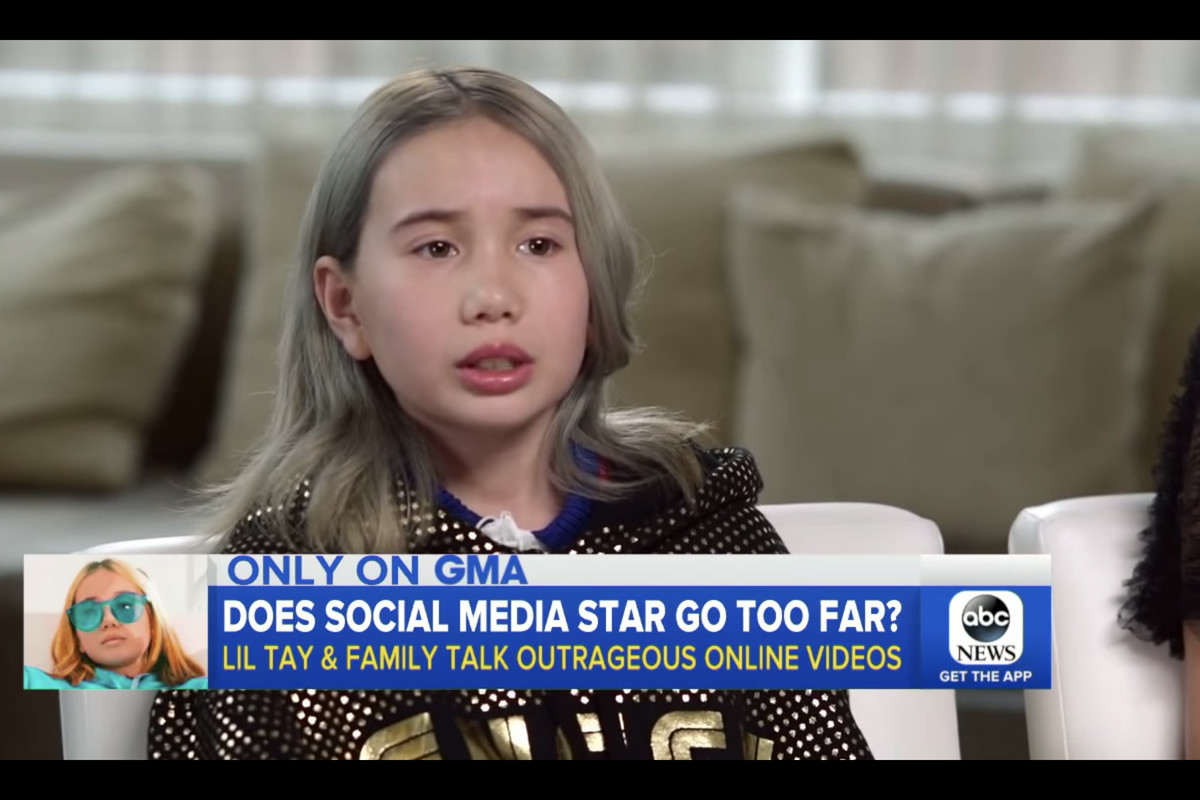 Lil Tay has disappeared from Instagram and YouTube - The Verge