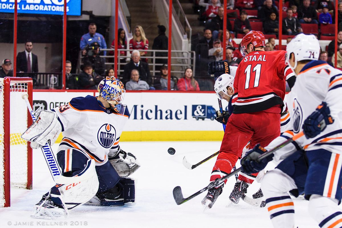 Carolina Hurricanes vs. Edmonton Oilers  Game Preview and Storm Advisory 4887bfe9a