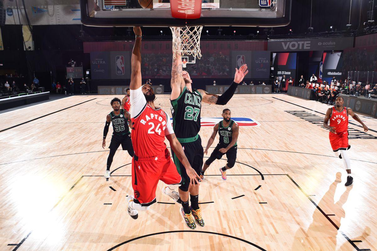 Boston Celtics v Toronto Raptors - Game Five