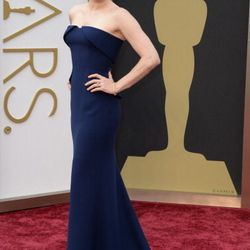 Amy Adams in Gucci Couture.