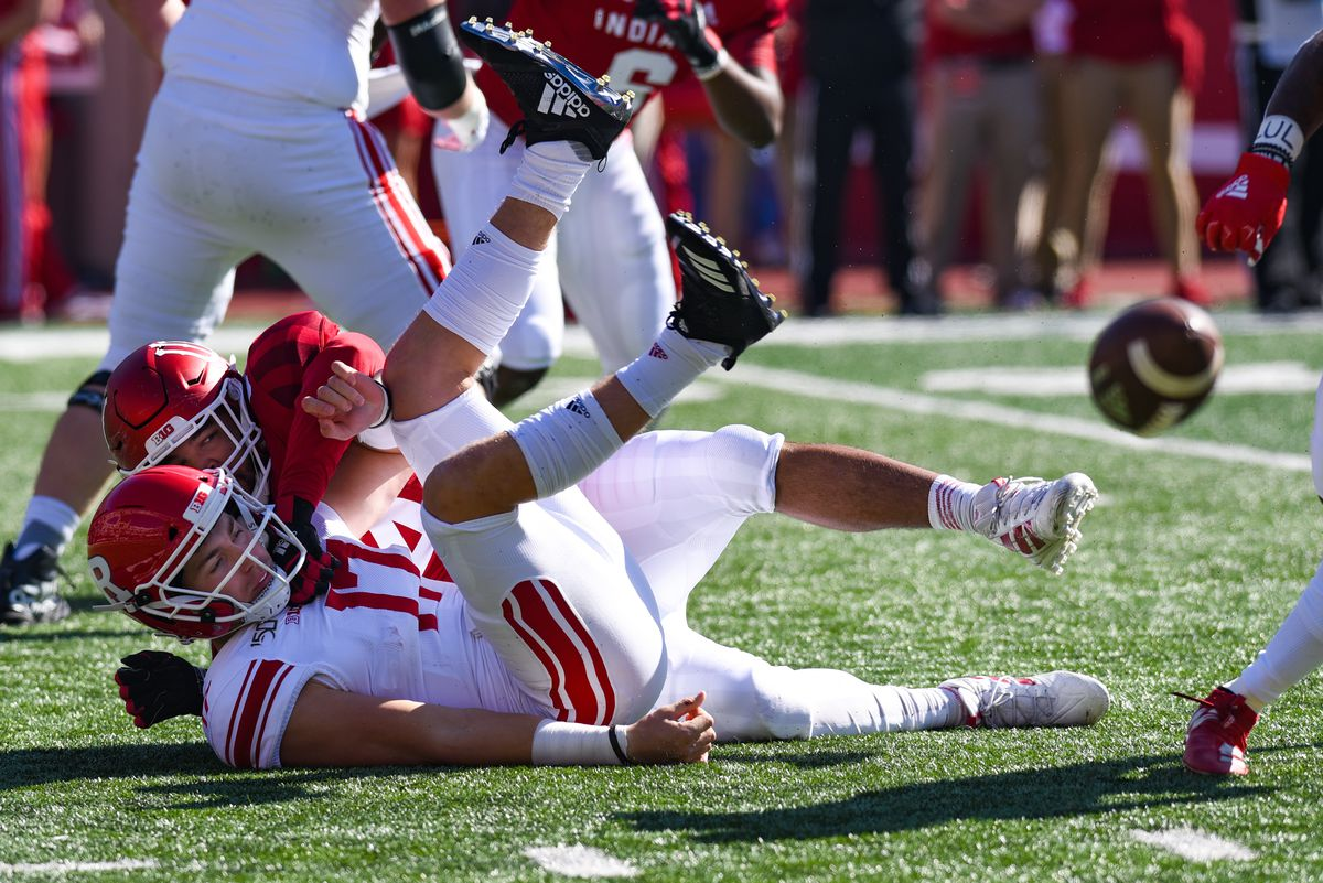 COLLEGE FOOTBALL: OCT 12 Rutgers at Indiana