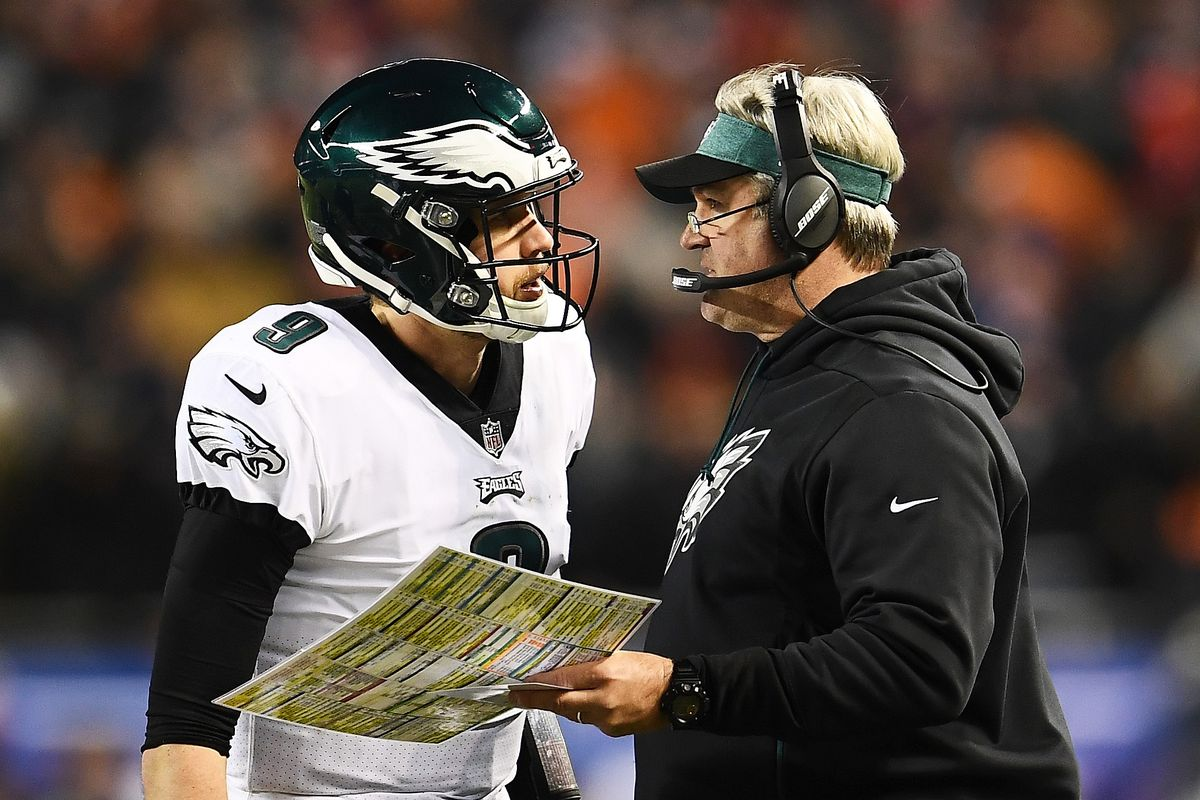 33e1aa961ba 13 things we learned from the Eagles' Wild Card win over the Bears ...