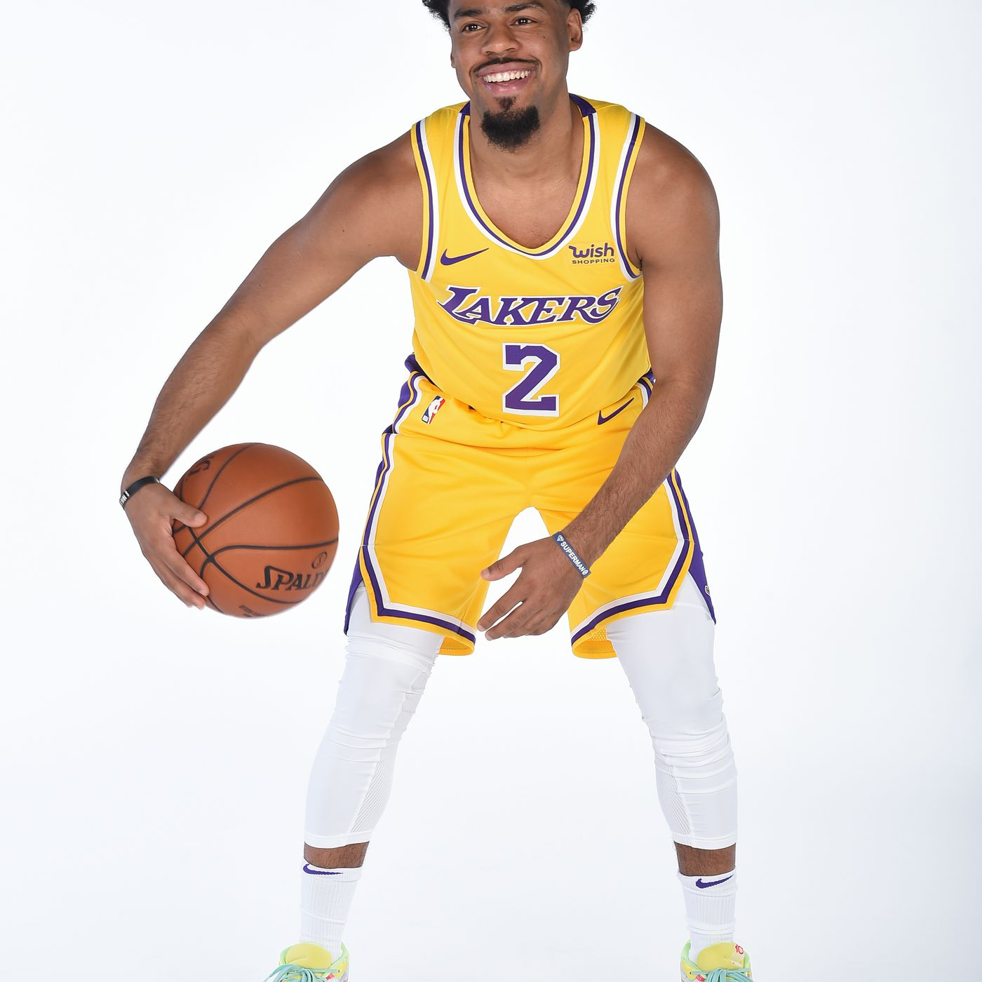 Quinn Cook thankful for how Lakers handled cutting, re-signing him ...