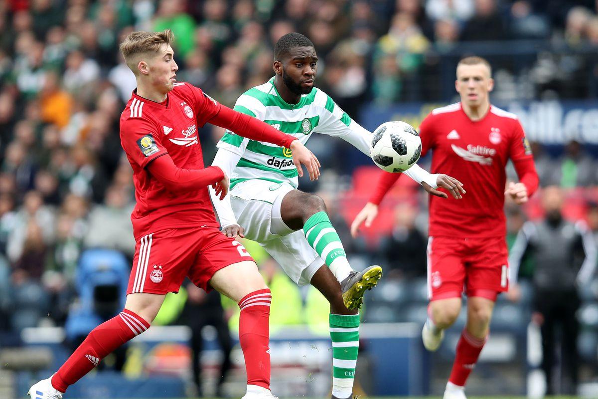 Aberdeen v Celtic - Scottish Cup Semi Final