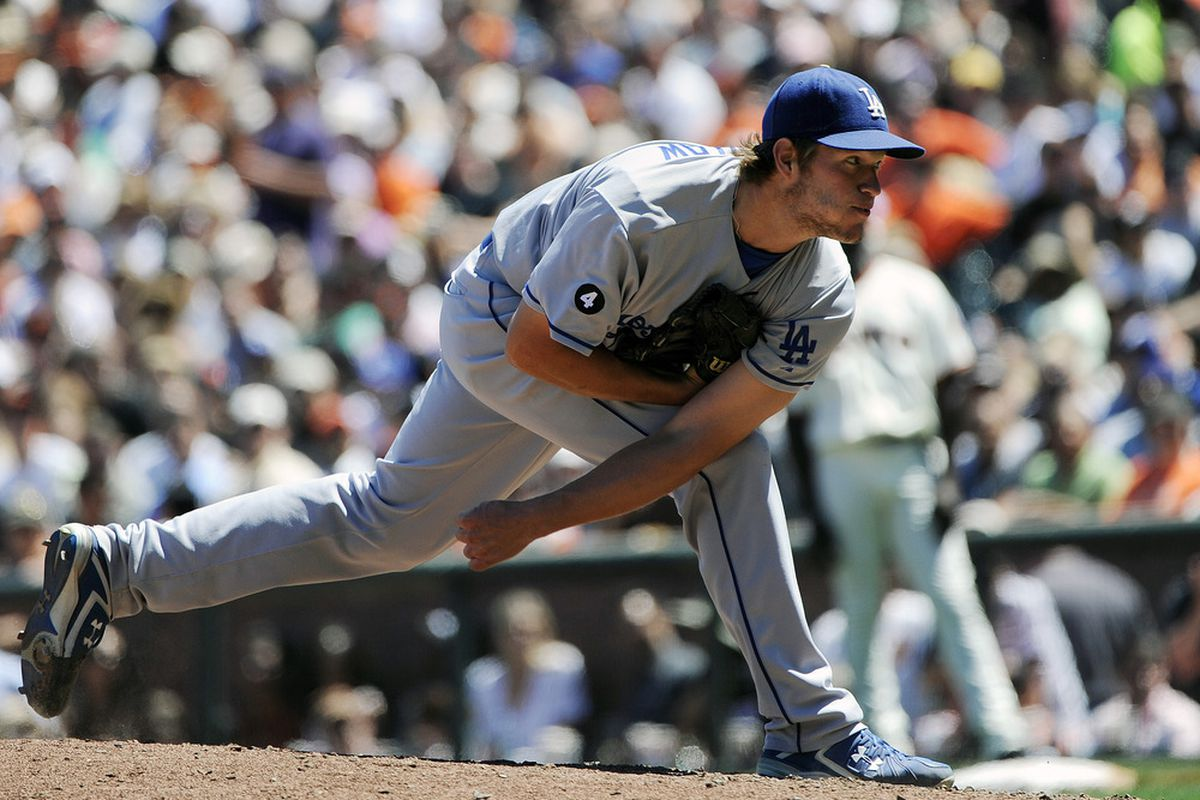 Clayton Kershaw is the first Dodger in five years to be named Pitcher of the Month.