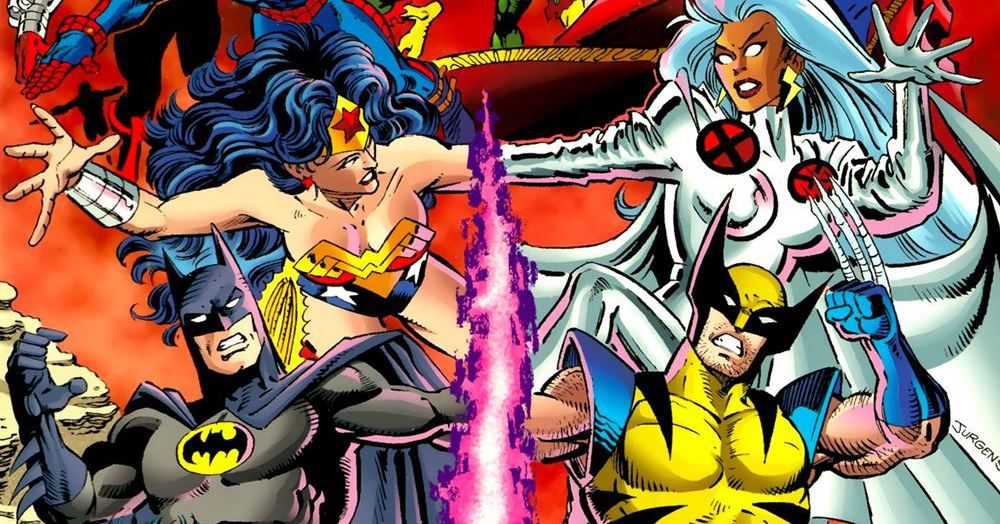 Comics pros want Marvel and DC to team on a new, epic crossover event